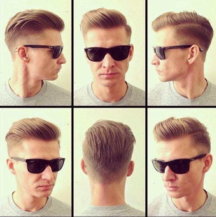Gaya Rambut Pria Terbaru 2016 Igahoran